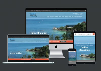 Resort Demo Website
