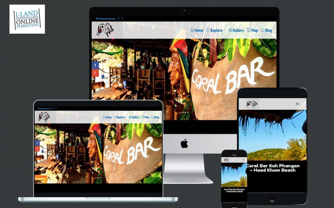 Coral Bar – Koh Phangan